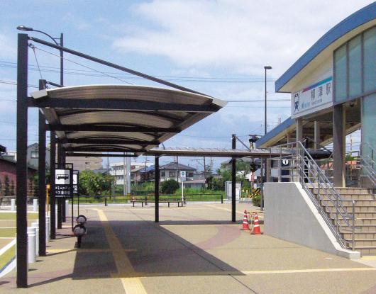 自転車の 袋井駅 自転車 : 袋井 駅南 口 袋井 駅 北口
