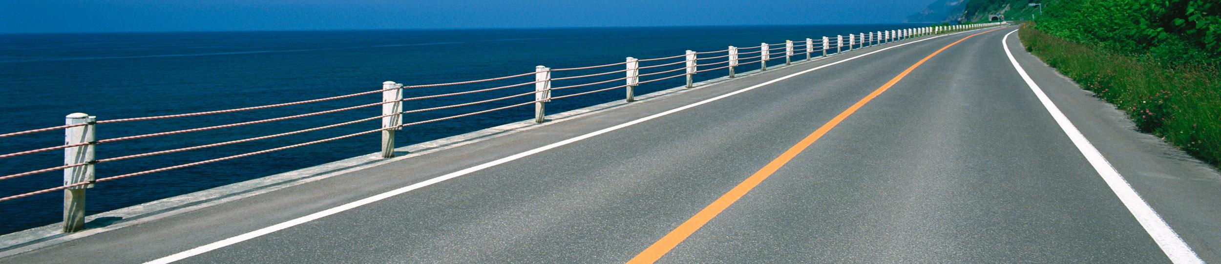 路面標示材・カラー路面標示材   交通安全対策製品   積水樹脂株式会社